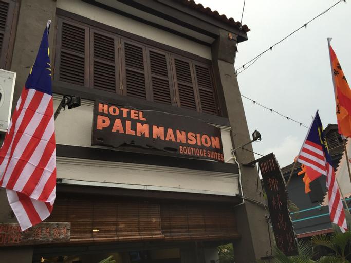 Palm Mansion Boutique Suites, Pulau Penang