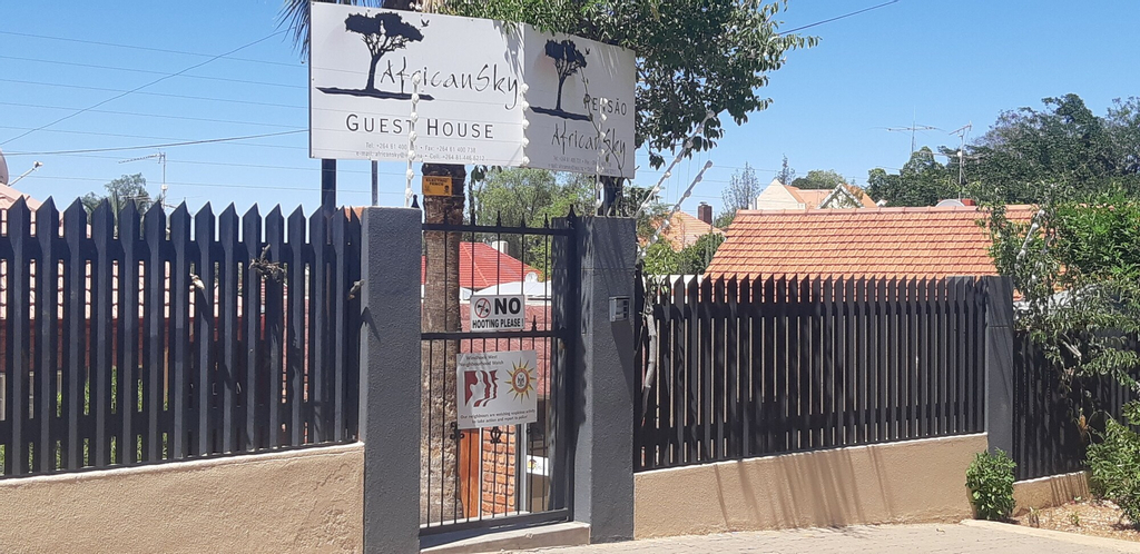 African Sky Guesthouse, Windhoek West