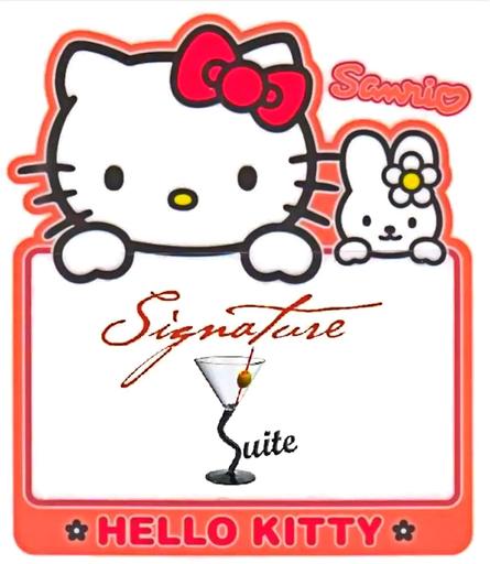 Hello Kitty Signature Suite, Sandakan