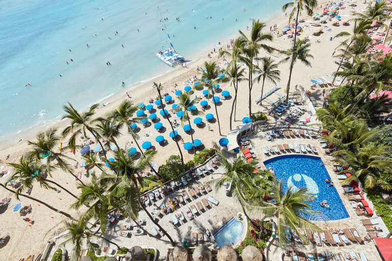 Outrigger Waikiki Beach Resort, Honolulu