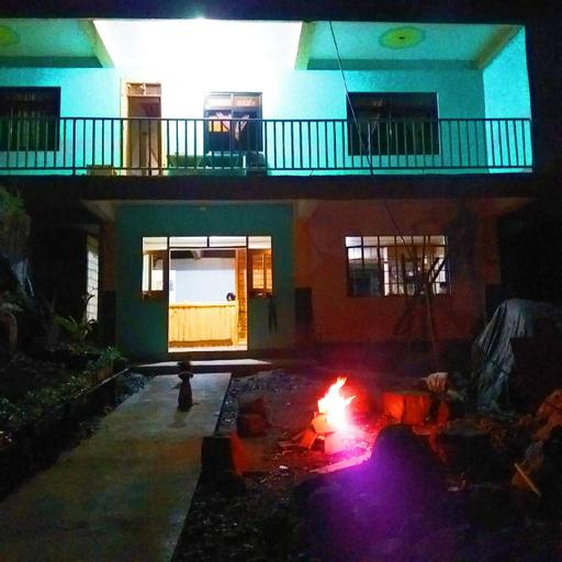Semi-Countryside Lodge at SEE TOO VILLE, Sagada
