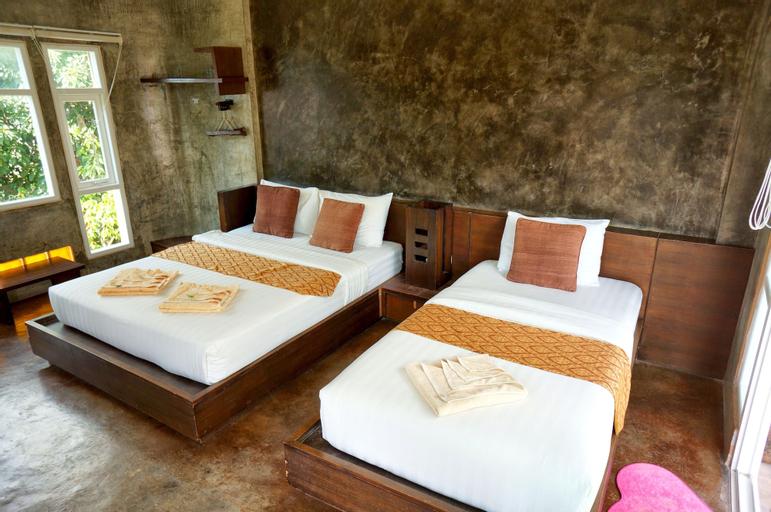 Silver Sands Beach Resort, Ko Phangan