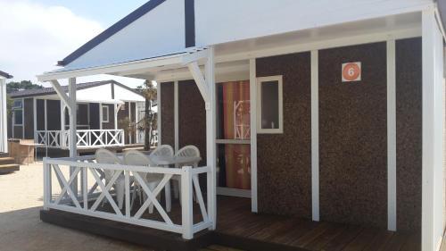 Parque de Campismo da Praia da Barra, Ílhavo