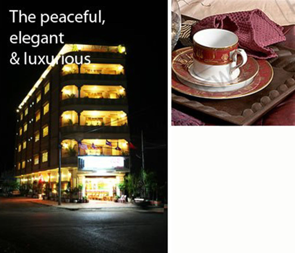 Lux Guesthouse, Svay Pao
