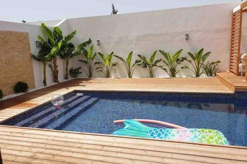 appartement meuble florida hammamet nord, Hammamet