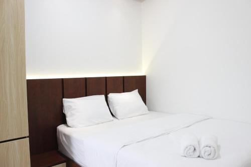 Clean and Cozy 2BR Apartment at Parahyangan Residence By Travelio, Bandung