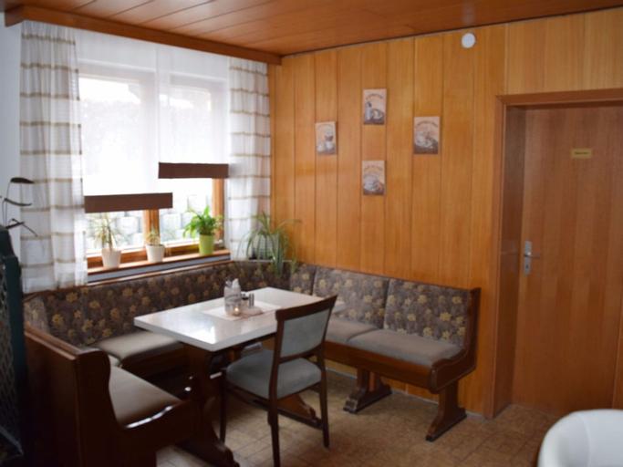Pension Cafe Papke, Regen