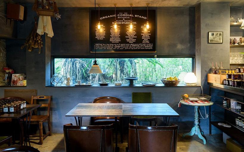 Atelier cafe bar Seihei, Nakijin