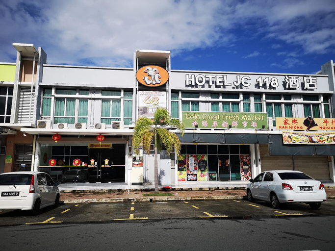 Hotel JC 118, Sandakan