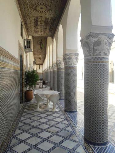 Apartment with one bedroom in Fes El Bali, Fes, with enclosed garden and WiFi, Fès