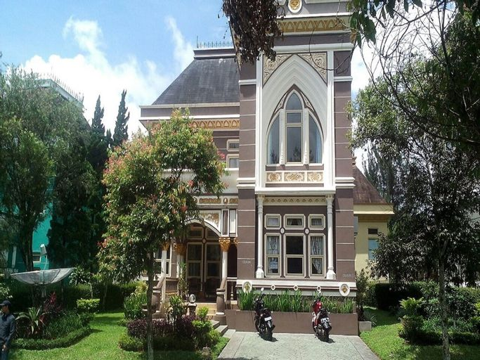 Villa Kota Bunga Blok B, Cianjur