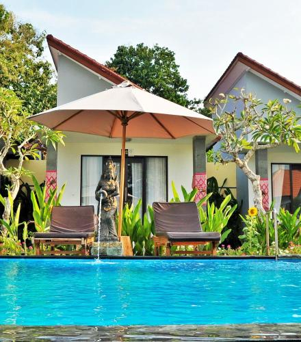 Favorit Bungalow And Spa Luxury, Klungkung