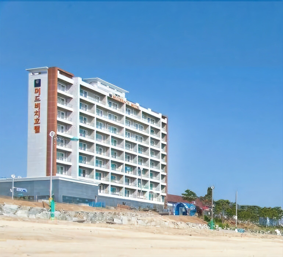 Mud Beach Hotel, Boryeong