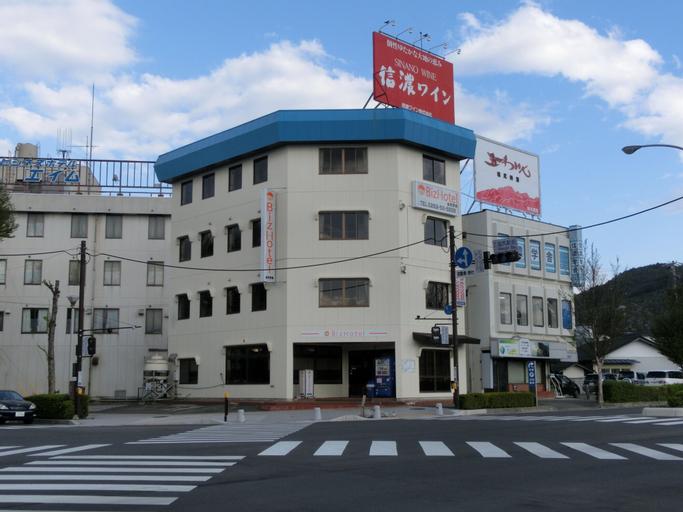 Biz Hotel Shiojiri Ekimae, Shiojiri
