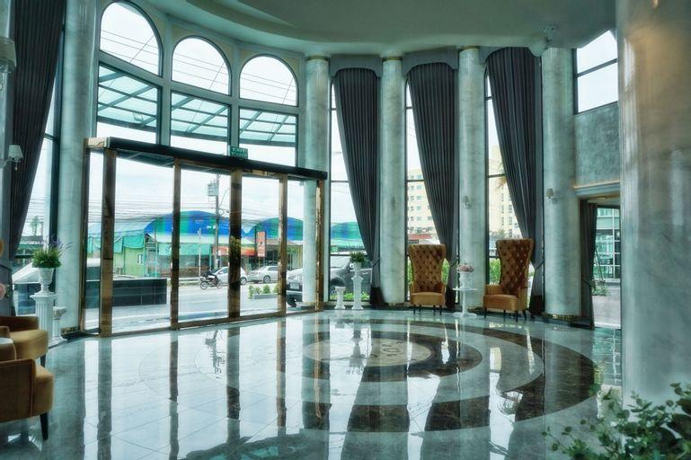 The Green View Hotel, Bang Bo