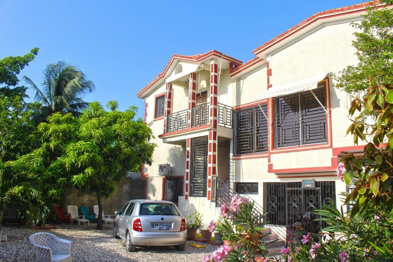 Marcie Guesthouse hôtel and restaurant, Port-au-Prince