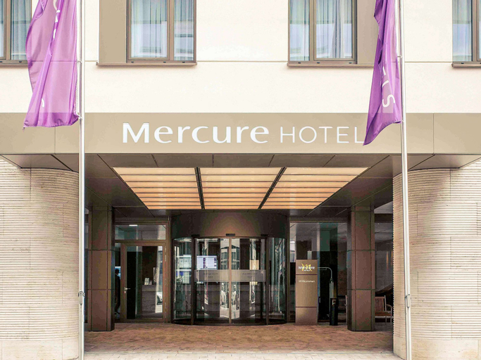 Mercure Hotel Wiesbaden City, Wiesbaden