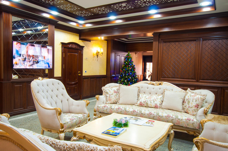Royal Residence Tashkent, Tashkent City