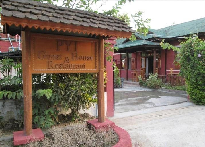 Pyi1 Guest House, Taunggye