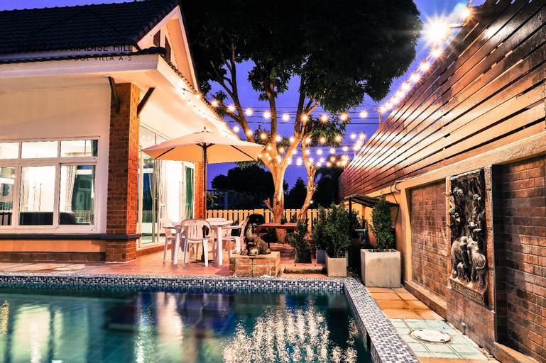 Hansa Paradise Hill Pool Villa (Family), Bang Lamung