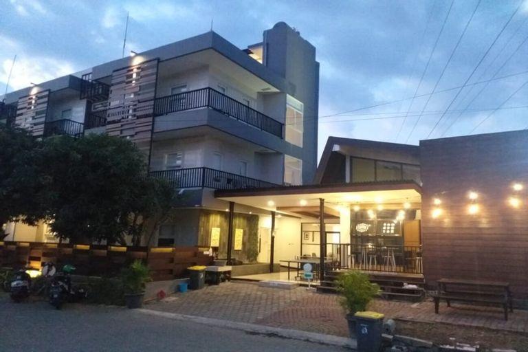 Stay Maja Kostel, Semarang