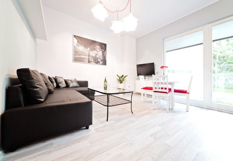 E-Apartamenty MTP, Poznań City