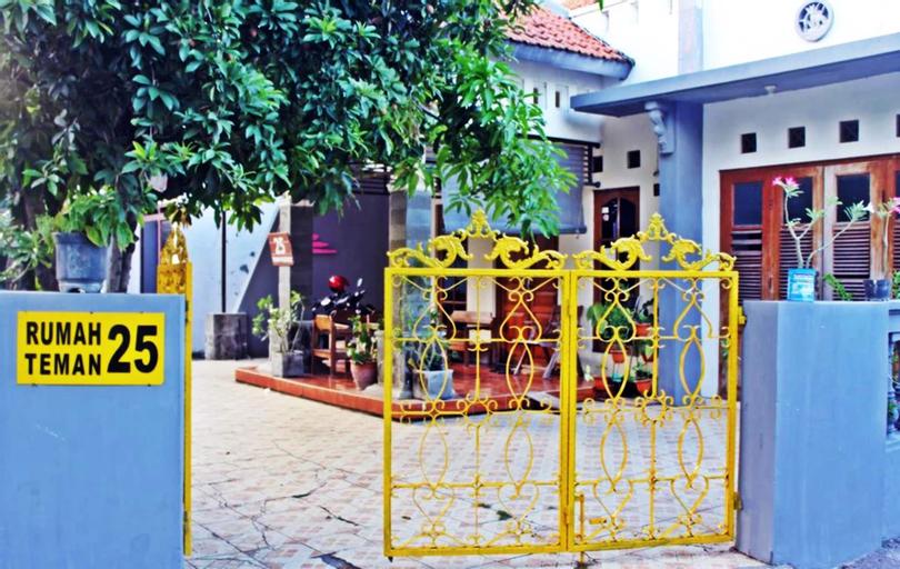 Rumah Teman Backpacker, Semarang