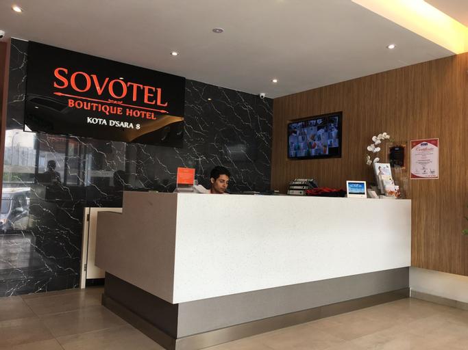 Sovotel Boutique Hotel Kota D'sara 8, Kuala Lumpur