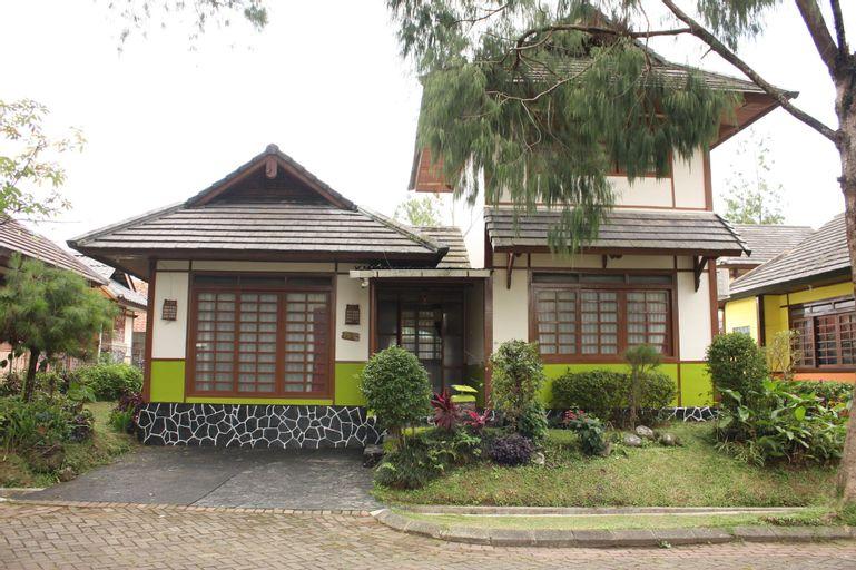 Villa Kota Bunga Blok P, Cianjur