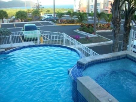 Apartment in Villas Del Faro Resort with WIFI,