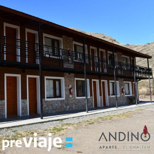 Andino Aparts - El Chalten, Lago Argentino