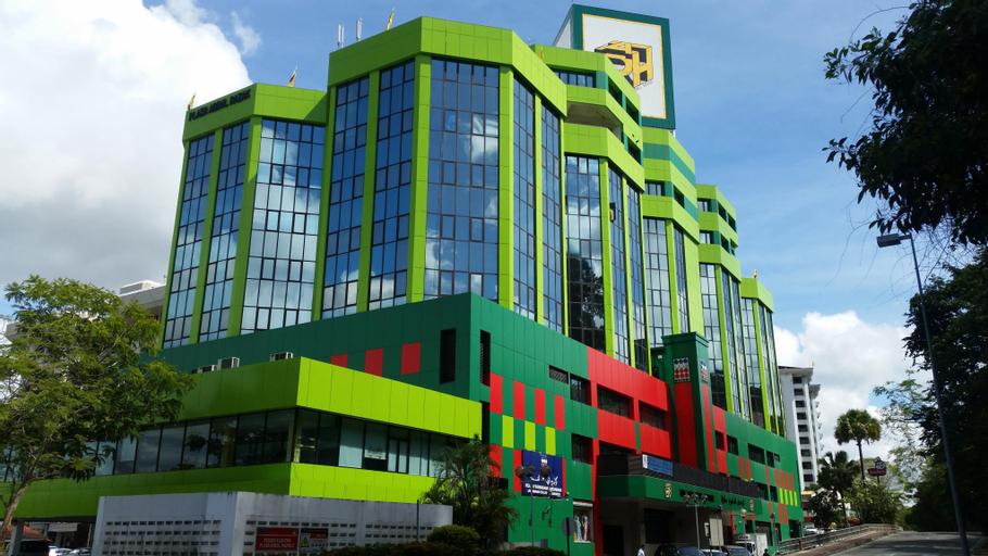Abdul Razak Hotel Apartment, Kianggeh
