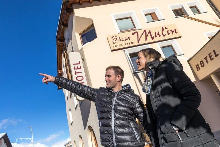 Hotel Garni Chesa Mulin, Maloja