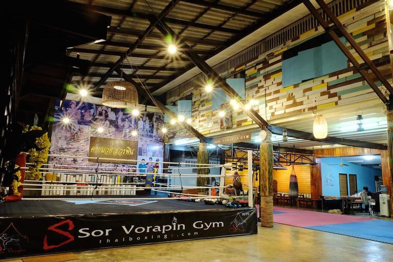 Sor Vorapin Muay Thai Home, Bang Kruai