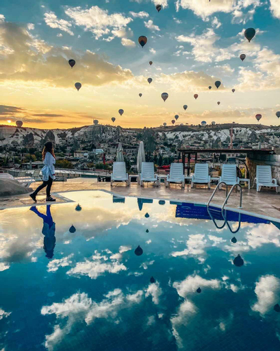 Cappadocia Caves Hotel, Merkez