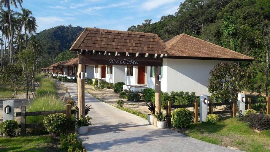 Koh Ngai Paradise Beach Resort, Ko Lanta