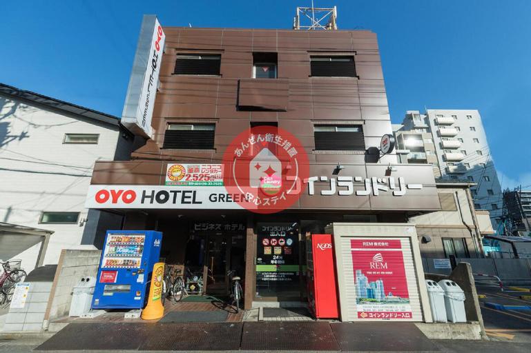 OYO Hotel Business Green Saitama Urawa, Saitama