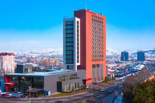 The Green Park Hotel Sivas, Merkez