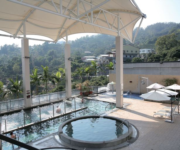 The Sun Hot Spring & Resort, Taichung