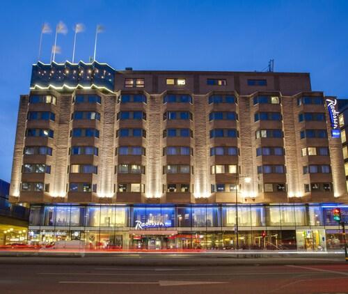 Radisson Blu Royal Viking Hotel, Stockholm, Stockholm