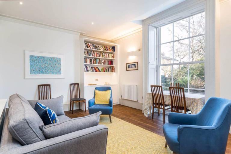 1 Bedroom Flat in Islington Accommodates 4, London