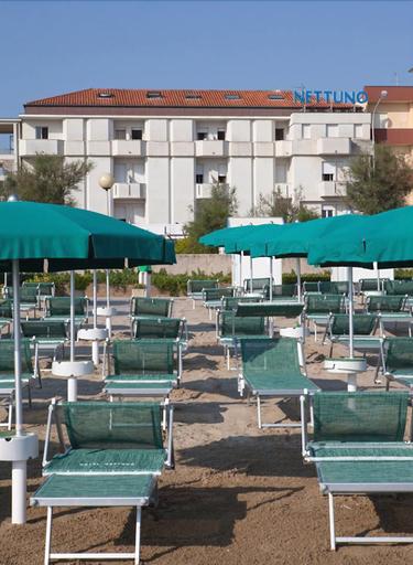 Hotel Nettuno Senigallia, Ancona