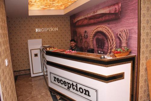 caspian suite hotel, Merkez