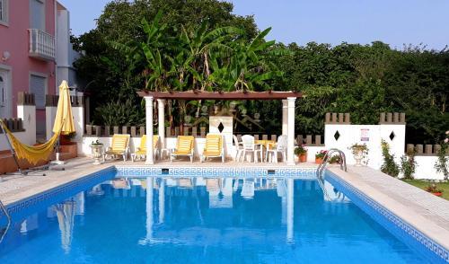 Villa House Joana Vasconcelos, Ocean view & Private Pool, Lourinhã