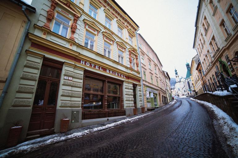 Hotel Bristol, Banská Štiavnica