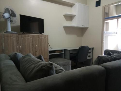 Studio Deluxe Apartment Little Baguio Residences, Quezon City