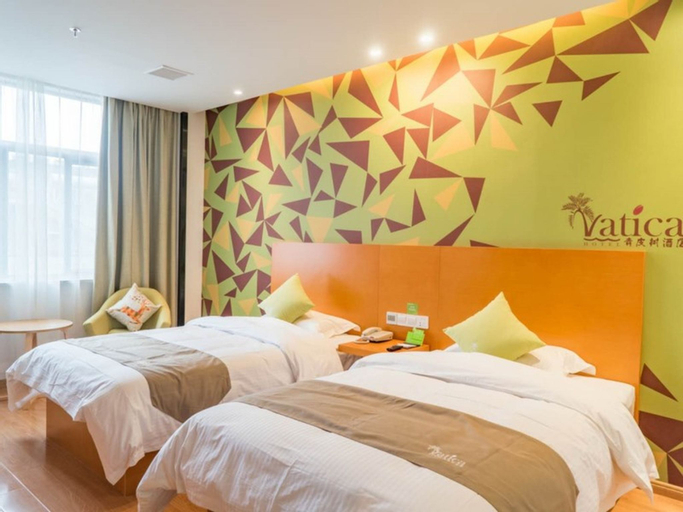 Vatica Shangrao Yiyang County Shengli Road Hotel, Shangrao