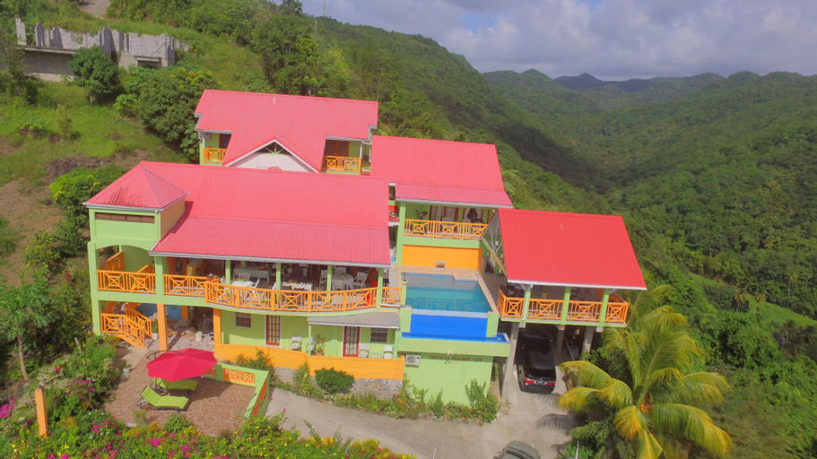 Tropical Paradise View,