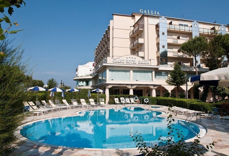 Grand Hotel Gallia, Ravenna