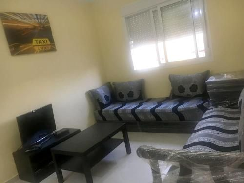 Apartment with 2 bedrooms in Tanger, with WiFi - 7 km from the beach, Fahs Anjra